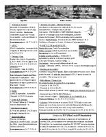Clé de Saint GEORGES de septembre 2014