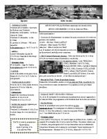 Clé de Saint GEORGES de novembre 2014