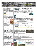 Clé de St GEORGES de mai 2016
